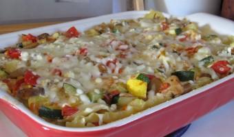 Meatless Monday: Vegetable Lasagna