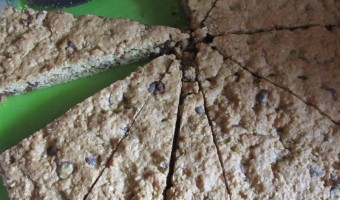 Friday Favorite: HUGE Oatmeal Chocolate Chip Cookie