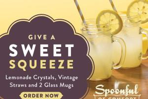 Spoonful of Comfort: Lemonade