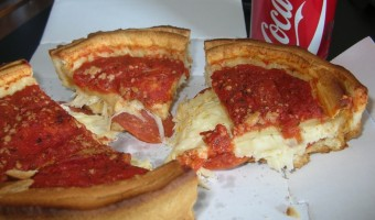 Friday Favorite: Giordano's (Chicago Pizza)