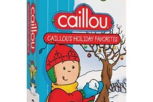 Caillou's Holiday Favorites