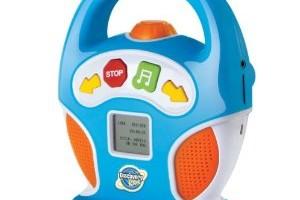 Friday Favorite: Discovery Kids Digital MP3 Boom Box