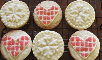 Sweet Pressed Cookie Stamps-Stampin' Up!