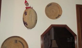 Elf on the Shelf: Day 15