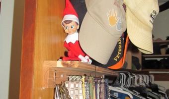 Elf on the Shelf: Day 16