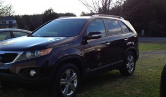KIA Sorento Review and Inspired Recipe: Orange and Ginger Cranberry Sauce