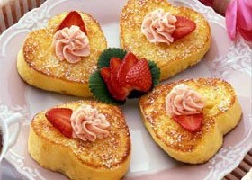 Celebrate Valentine's Day with 7 Breakfast-for-Dinner Recipes