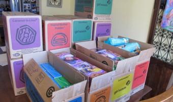 Beth Week: Girl Scout Cookies