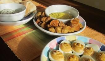 Meatless Monday:  Vegetarian Tapas