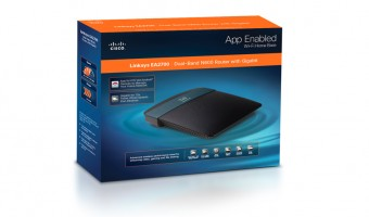 Linksys EA2700 Wireless Router