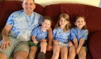 Wordless Wednesday: Blue Shirt Day