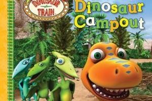 Dinosaur Train Celebrates The Great American Backyard Campout