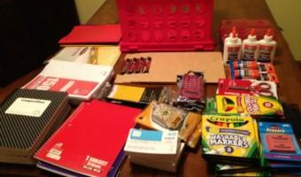 #BagItForward School Supply Shopping
