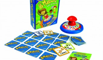 Friday Favorites: ThinkFun S'Match