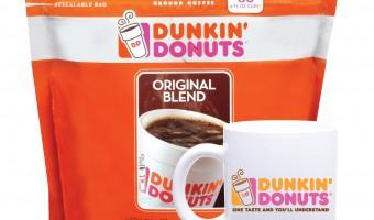 "Dunkin Donuts ""Mug Up"" Promotion"