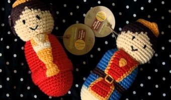 Dandelion Handcrafted Rattles Giveaway #babygifts