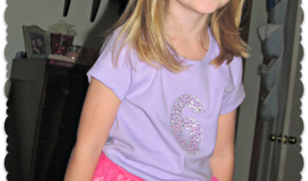 Just Jen Birthday Shirt