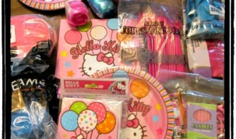 The Party Works – Hello Kitty Party Pack