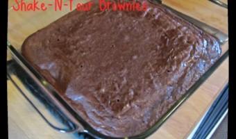 Betty Crocker Shake-N-Pour Dessert Mixes