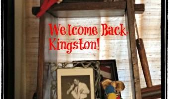 Elf on the Shelf: Welcome Back, Kingston!