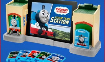 Thomas & Friends Steam Team Station by Duo Games
