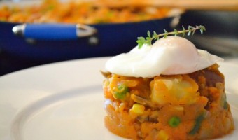 Meatless Monday:  Vegetarian Charquican
