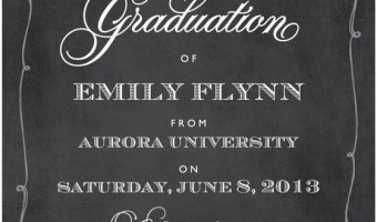 Happy Graduation Season … to ME!