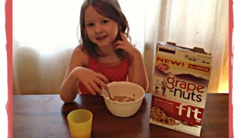 Get Ready for Spring with Grape-Nuts Fit!