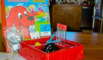 The Young Scientists Club – Kitchen Science Kit