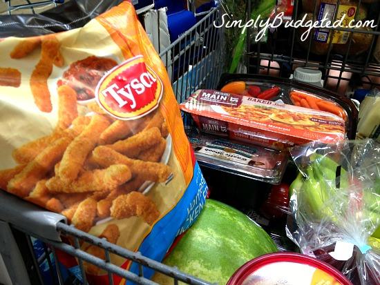 Chicken Fries Basket
