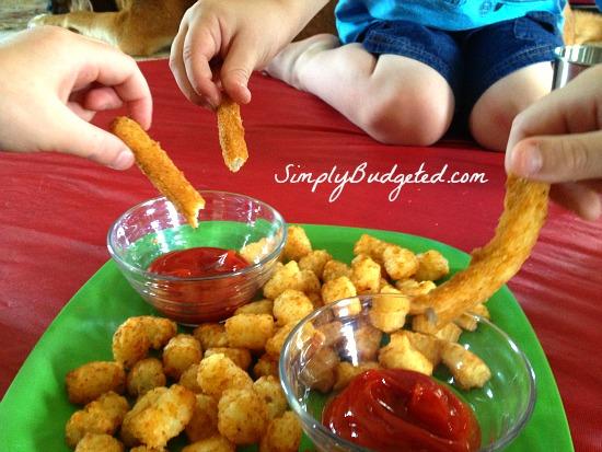 Chicken Snack 2