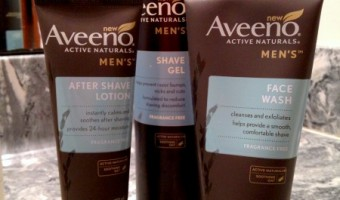Taking Care of Your Face with AVEENO
