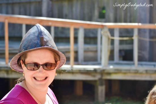 Beth at Jamestown