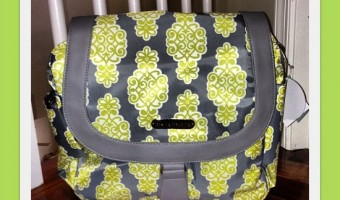 Make a Statement with an Adelina Madelina Diaper Bag