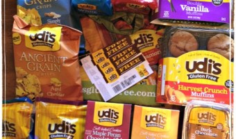 Udi's Gluten-Free and On-the-Go
