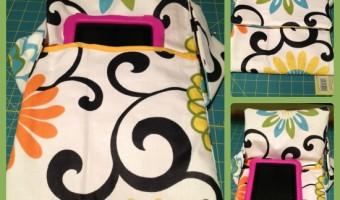 Jo-Ann and Waverize It Fabric