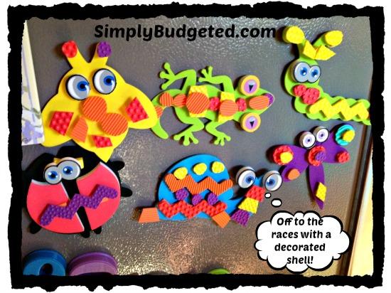 text-UR Foam Bugs Craft Kit