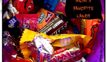 Results are in … Mom's Favorite Candies