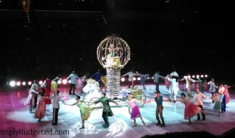 Disney On Ice:  Princesses & Heroes