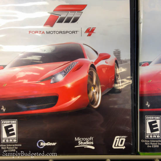 Forza and M&M's-4 #shop