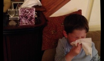 It's Cold Outside … Keeping Kleenex Around