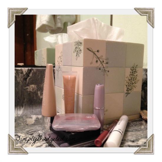 Kleenex makeup