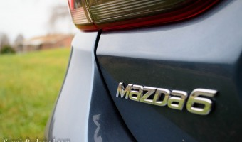 On the Road with the 2014 Mazda 6