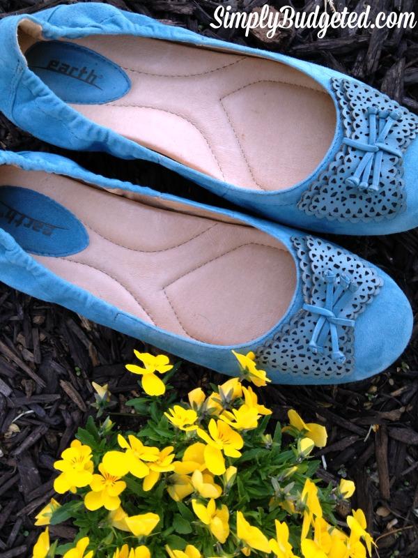 earth footwear butterfly shoes
