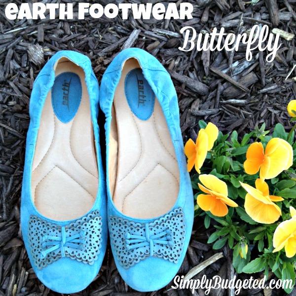 earth footwear butterfly spring shoes