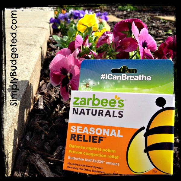 zarbees naturals seasonal relief