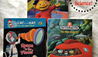 Celebrating Science with DVDs