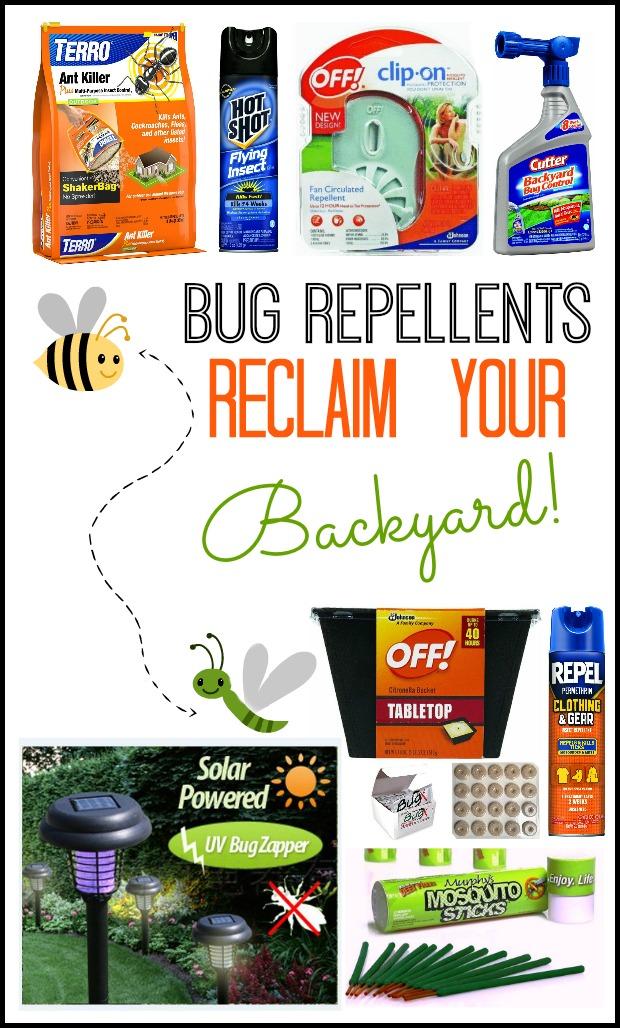 Top 10 Bug Repellents to Reclaim Your Backyard