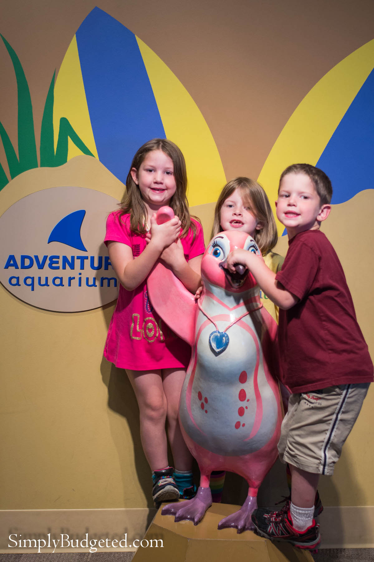 Kimpton Philadelphia package Adventure Aquarium