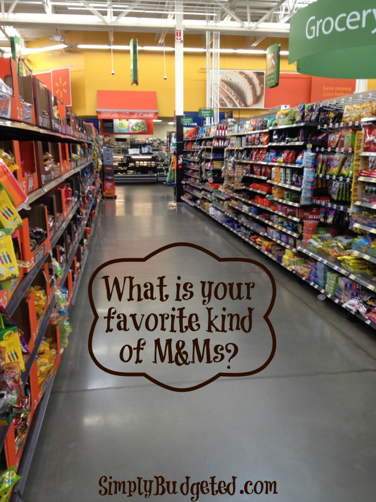 m&ms-in store
